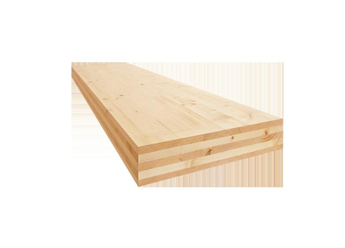 CLT panely - ekologicky stavebny material
